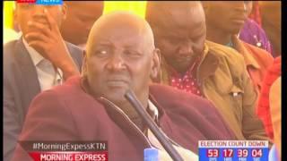 Political Violence- MP. Narok West, Ntutu accuses Jubilee of abusive talk