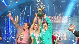 Bailando por un Sueño llegó a su fin y María León ganó la competencia