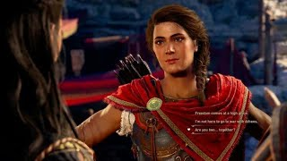 Assassin Creed Odyssey's Female Protagonist Is Canon
