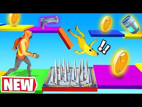 NEW Custom BOARD GAME Minigame Fortnite Creative