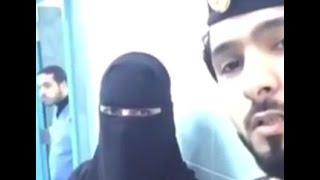 عسكري جاب العيد يصور مع بنت #سناب #تصميم