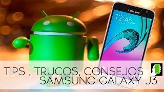 SAMSUNG  GALAXY J3   Tips, Trucos Y Aplicaciones Recomendadas Para ANDROID HD