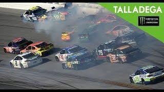 Monster Energy NASCAR Cup Series- Full Race -Alabama 500