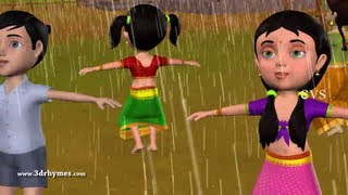 Vana Vana Vallappa - 3D Animation Telugu Rhymes for children with lyrics