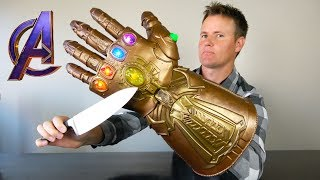 What's inside the Infinity Gauntlet?