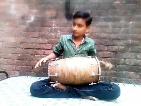Best dholak by vishal sharma puranpur
