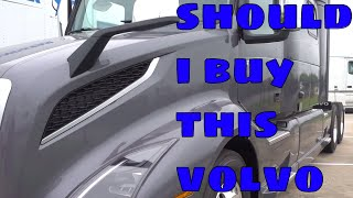 is TB buying a volvo 860 2018 ?