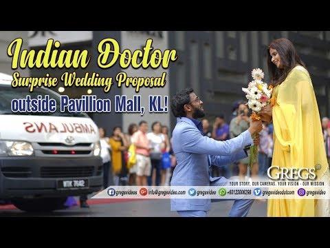 Xxx Mp4 Indian Doctor Surprise Wedding Proposal In PUBLIC MOST ROMANTIC EVER 3gp Sex
