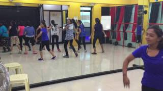 Cham Cham (Baaghi) Dance Choreography by Mohit Jain's Dance Institute MJDI | Beg Level