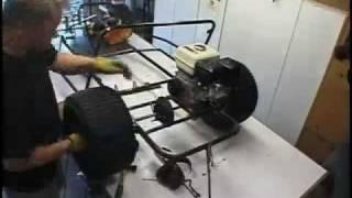 Go Kart build time lapse