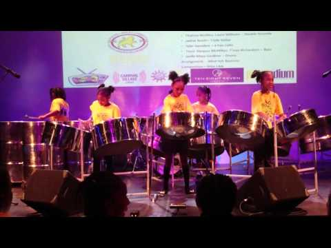 PAN EXPLOSION 2015 OVER 26: Ebony Steel Band - Min