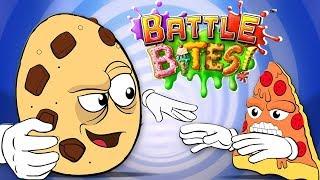 Rocky Road   Battle Bites Cartoons by Kids Tv