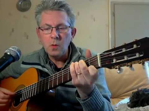 Apprendre la guitare L Orage Georges Brassens