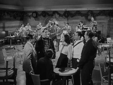 Glenn Miller Chattanooga Choo Choo Sun Valley Serenade 1941 HQ