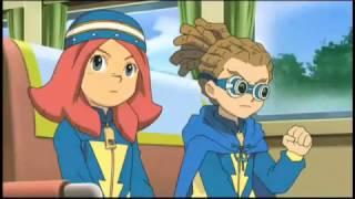 Inazuma Eleven {Kidou and Touko} Scenes