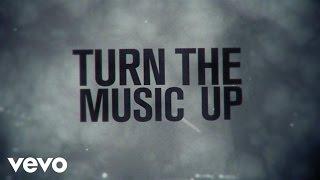 NF - Turn The Music Up (Lyric Video)