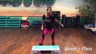 Yanet's Step Class -
