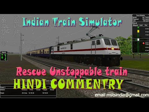 Xxx Mp4 Rescue The Unstoppable Shatabdi Express Train Train Simulator MSTS Open Rails 3gp Sex