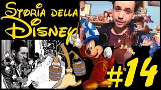 STORIA DELLA DISNEY #14: