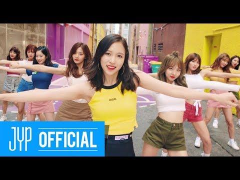 """TWICE """"LIKEY"""" MV"""