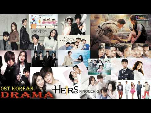 Download OST Korean Drama The Best 2017 - Sountrack Korean Popular Drama Sad Make you cry