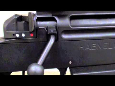 Haenel RS8 Sniper Rifle