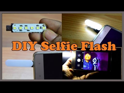 Xxx Mp4 How To Make A Super Bright Selfie Flash For Mobile Phone At Home 3gp Sex