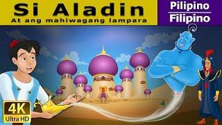 Si Aladdin at ang mahiwagang lampara | Kwentong Pambata |Mga Kwentong Pambata| Filipino Fairy Tales