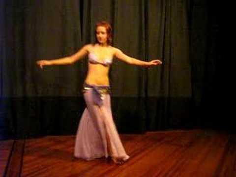 Nashla bailando Yaho de Hakim