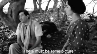Duniya banane wale kya tere man Teesri Kasam 1966)