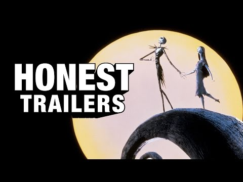 Honest Trailers The Nightmare Before Christmas