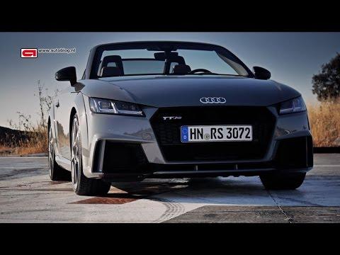 New Audi TT RS review