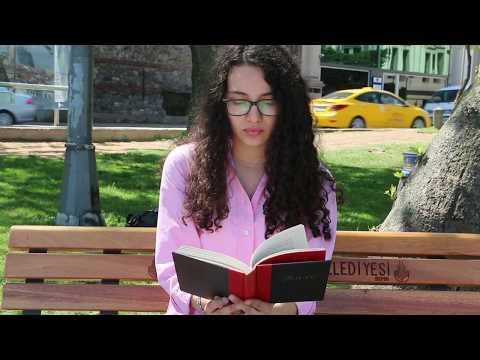 Uskudar University 2017 Short Film Festival - C1 2 Inside the Book