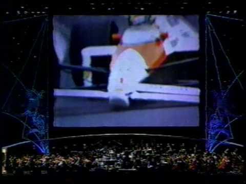 A Latchkey Requiem for Ayrton Senna(� 悼アイルトン・セナ)