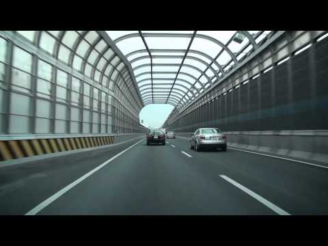 阪神高速 神戸線 上り 須磨→大阪市内環状線