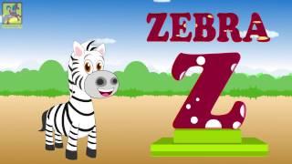 Barnvisa - Alfabetssången Alfabetet - Barnsång