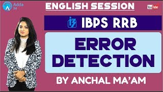 IBPS RRB   Must Know Grammar Rules   Anchal mam
