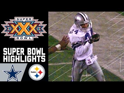 Xxx Mp4 Cowboys Vs Steelers Super Bowl XXX Recap NFL 3gp Sex