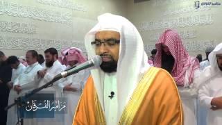 سوره القيامة باكية للشيخ ناصر القطامي | رمضان 1436هـ