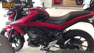 All New Yamaha Vixion R 155 VVA Matte Red Black  - Sobatmotor.com