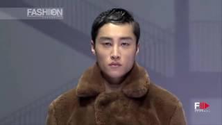EMPORIO ARMANI Fall Winter 2017 2018 Menswear Milan by Fashion Channel