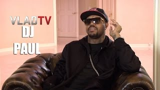 DJ Paul: Problem With Music Today Is That It's Too Easy to Do