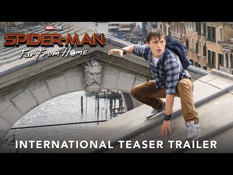 Xxx Mp4 SPIDER MAN FAR FROM HOME – International Teaser Trailer 3gp Sex