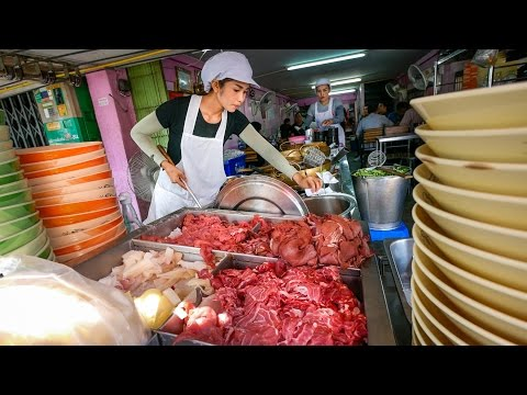 Xxx Mp4 Best Bangkok Street Food Thai BRAISED BEEF Paradise ร้านเนื้อตุ๋นท่าน้ำสาธุประดิษฐ์ 3gp Sex