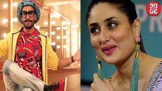 Ranveer To Lose Out On A Brand Due To His Tantrums | Kareena On Running Out Of Gym Clothes