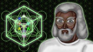 Archangel Metatron's Cube and Sacred Geometry