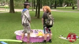 kids pee in pool  prank
