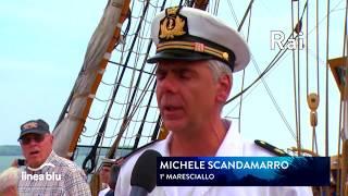 Marina Militare - Linea blu Cartoline da Nave Vespucci - Halifax (Canada)