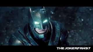 Batman vs Superman - Skillet Hero - Music Video