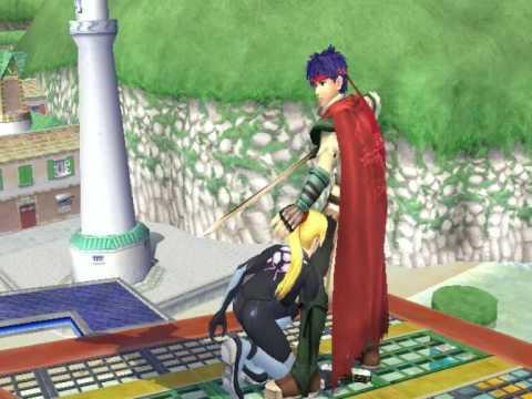 Super Smash Bros Brawl Sex